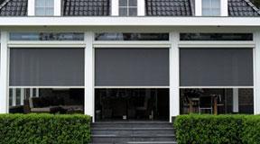 Zonnescreen Delft